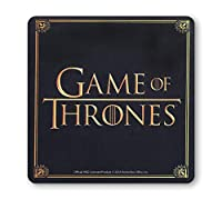 Coaster Single - Game Of Thrones (Logo) - N/A - One Size