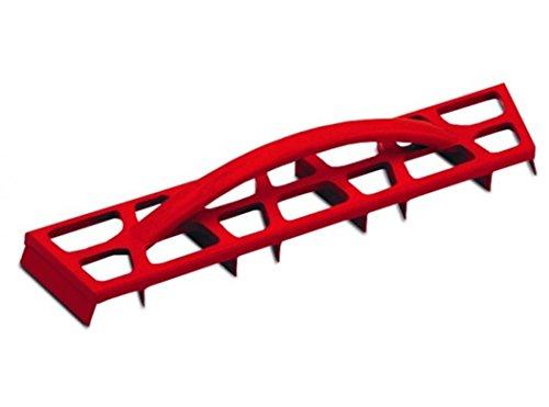 Rubi 72961 Rascador para yeso, Rojo
