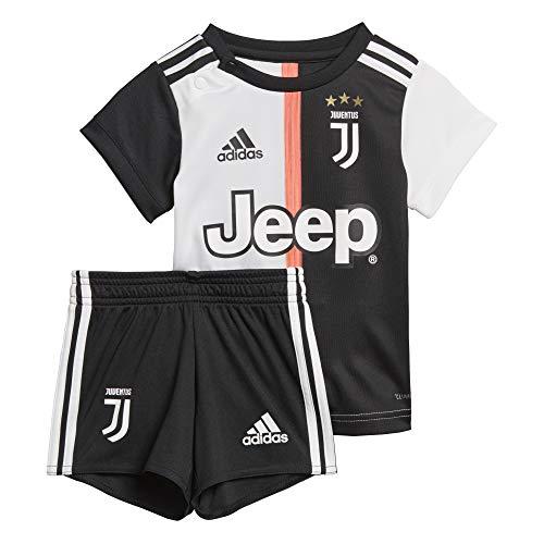 adidas Herren Juventus Home Baby, Fußballtrikot, Herren, DW5465, schwarz/weiß, 1218