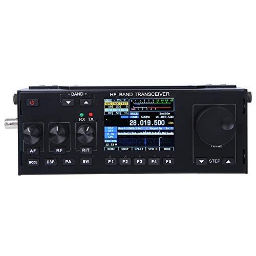 Walkie-Talkie Transceptor HF SDR Transceptores de radio de onda corta Control industrial multifuncional