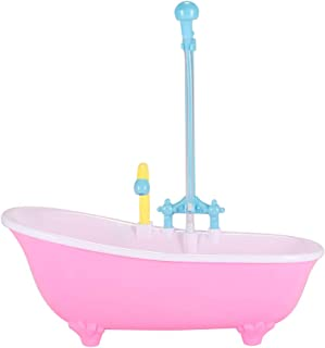 Zcovcaa Baby Bath Toy Shower Bath Baby Toy Bathtub Toy, Pink Bathtub Toys for Toddlers Babies Kids 1 2 3 4 Year Old Girls ...