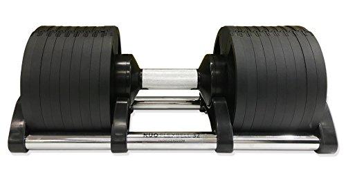 【日本正規品】 東急スポーツオアシス 可変式ダンベル 1個販売 32kg (32kg×1) 9段階(2 4 8 12 16 20 24 28 32)kg FLEXBELL (フレックスベル)