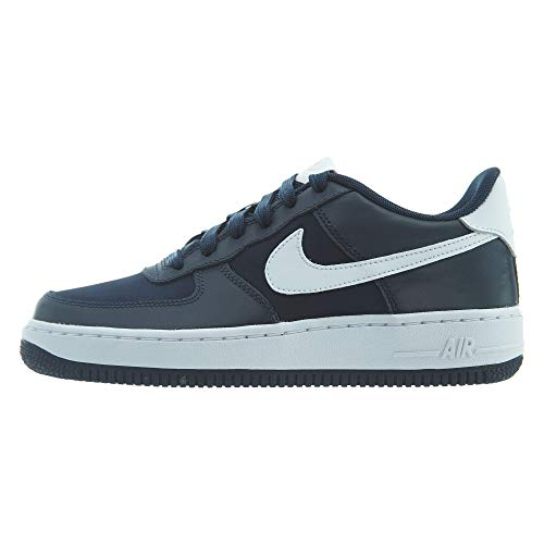 Nike Youth Air Force 1 VDay Leather Synthetic Obsidian Bleached Coral Entrenadores 36.5 EU
