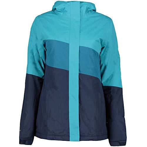 McKINLEY Mädchen Kinder Funktionsjacke Outdoorjacke Fanny, Größe:152, Farbe:Blue Aqua
