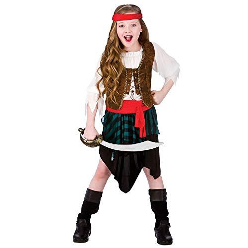Caribbean Pirate Girl