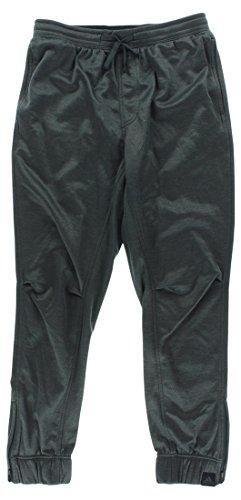 adidas Performance Men's Standard One Fleece Jogger Pants, X-Large, Dark Grey