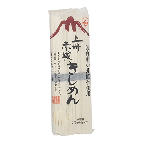 Akagi Soba Tagliatelle di grano saraceno essiccate - 270gr