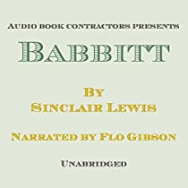 the control of the power of conformity in babbitt a novel by sinclair lewis