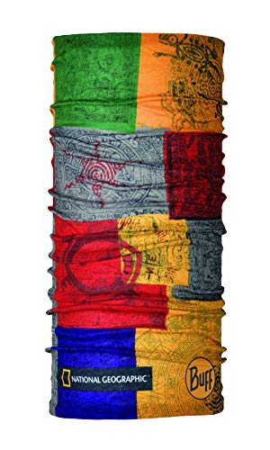 Buff Original National Geographic Schlauchschal, Temple Multi, One Size