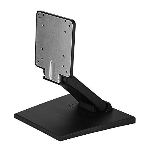 SANON Soporte de Escritorio Base de Soporte de Soporte para Pantalla de Monitor LCD Led Plana de 10-24 Pulgadas