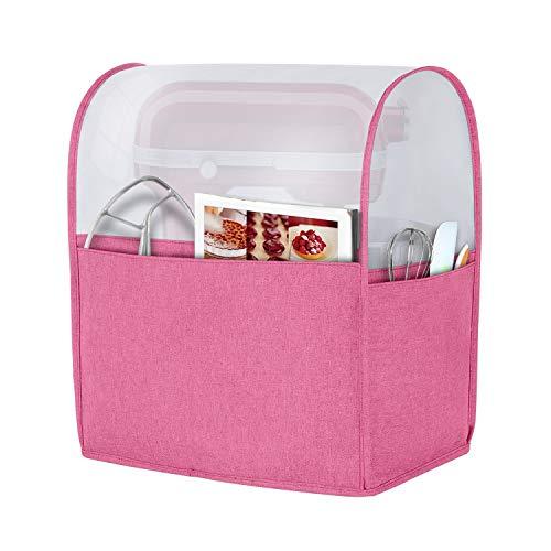 kitchenaid mixer cover pink - 3