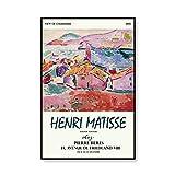 Carteles e impresiones de personajes de Henry Matisse vintage,...