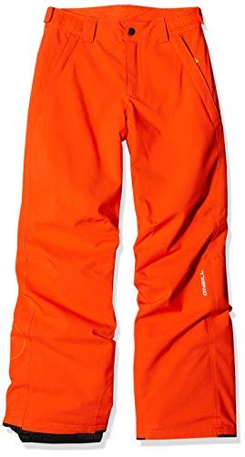 O'Neill Jungen Kinder Snowboardhose 164 Hosen, bright orange