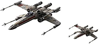 Japan Import Star Wars X-wing starfighter Red Squadron specification special set 1/72 scale plastic model