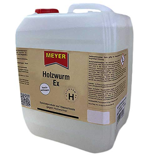 Holzwurmex Holzwurmtod Holzwurm EX Holzwurm Tod 5l