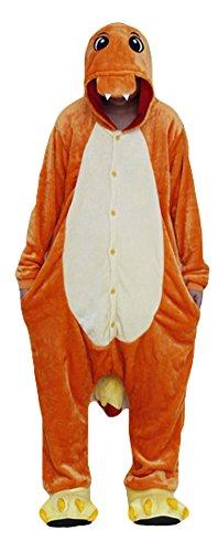 King Ma Unisex Adult Sleepsuit dibujos animados disfraz Wear Kigurumi Cosplay Onesies Pijamas,…