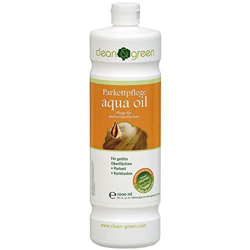 Haro Clean & Green parqué Cuidado Aqua Oil, 1000ml, 409470