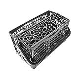 TIANYIA HEZB 1 PC Cubiertos universales Canasta Lavavajillas Ajuste for/Maytag/Kenmore/Whirlpool/LG/Reemplazo de Samsung/KitchenAid Lavavajillas