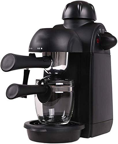 LG Snow Maquina de Cafe E Máquina, Máquina de Espresso para el hogar, Máquina portátil de la Espuma de Leche al Vapor, Máquina de la extracción de presión Constante Multifuncional Semi-Automática