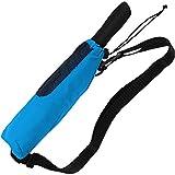 Schirm Partner- Taschenschirm Golf Regenschirm Trekking XXL Aqua