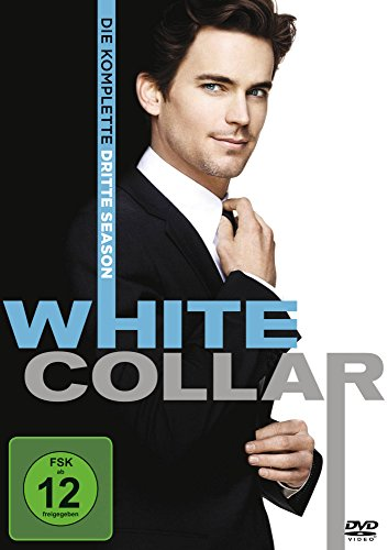 White Collar - Season 3 [DVD]