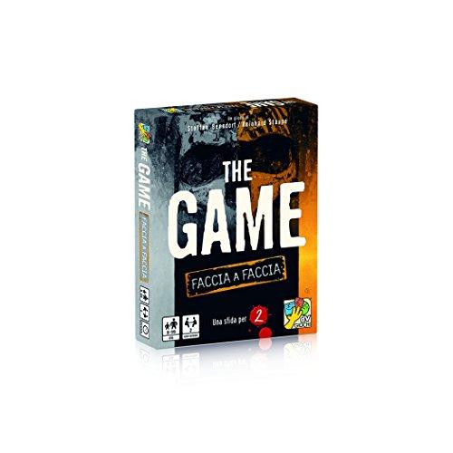 DV Giochi DVG9344 - The Game - Faccia a Faccia, la Sfida di The Game per 2 Giocatori - Edizione in Lingua Italiana