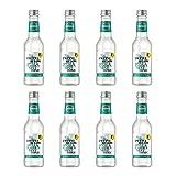 Twelve Below Apple & Garden Mint Tonic - Botella de cristal (500 ml, 8 unidades)