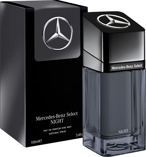 Perfume Select Night - Mercedes Benz - Eau de Toilette Mercedes Benz Masculino Eau de Toilette