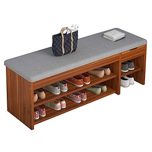 Organizador de almacenamiento de zapatero Estante de zapatos de 3 capas del sofá de zapatos, adecuado para la sala de estar de la sala de estar del dormitorio. Almacenamiento de organizador de zapatos