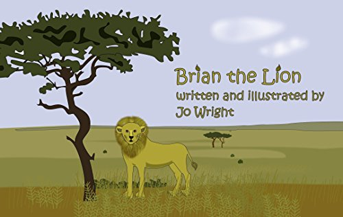 Brian the Lion (Cyril the Squirrel and Friends Book 2) (English Edition)