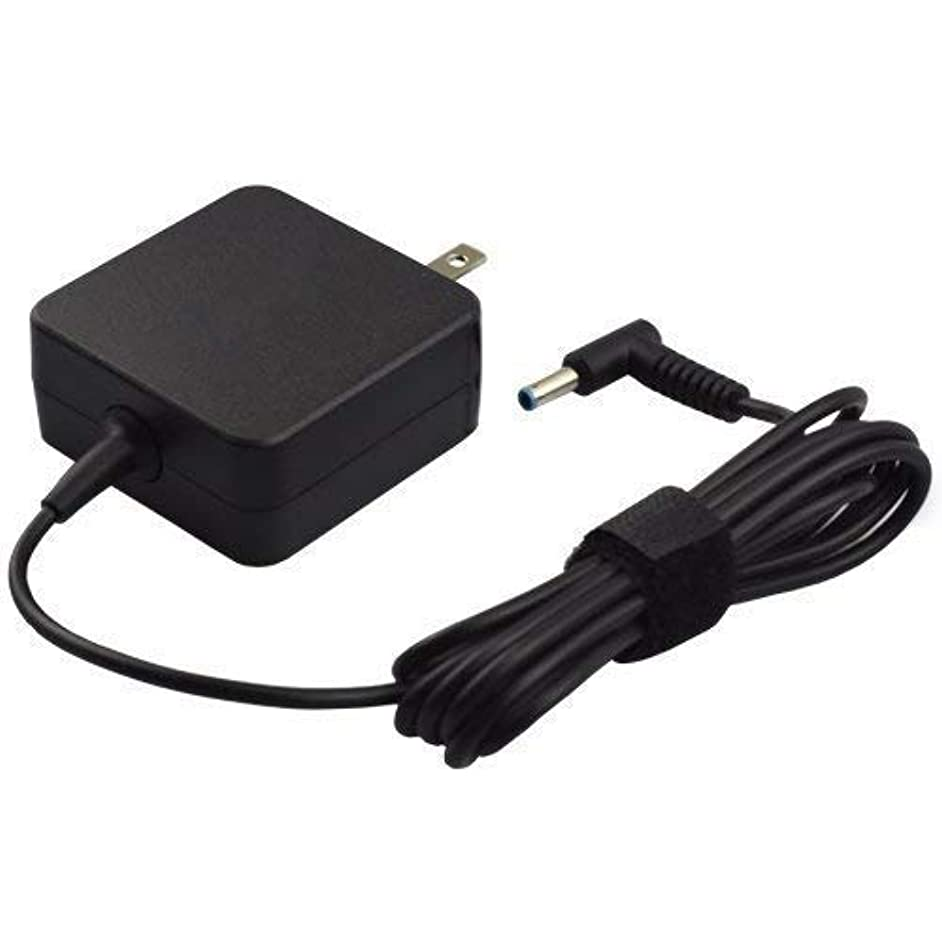 45W AC Charger Power Supply Adapter Cord Fit for HP EliteBook 1040 G3 Pavilion 17-g192dx Stream 11 Pro G2 G3 G4 EE 11-d000 11-d010wm 11-d011wm 11-d001dx Notebook PC Laptop