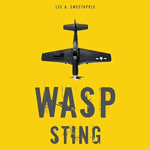 WASP Sting cover art