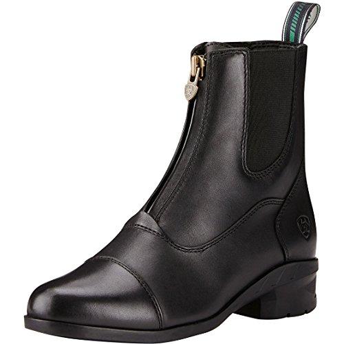 Ariat Stiefelette Heritage IV Zip WMS Größe: 7 Farbe: Schwarz