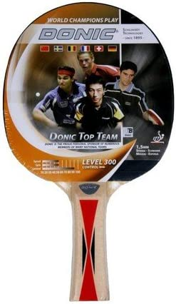 Donic Top Super sale Team 300 Max 66% OFF Tennis Racket Table