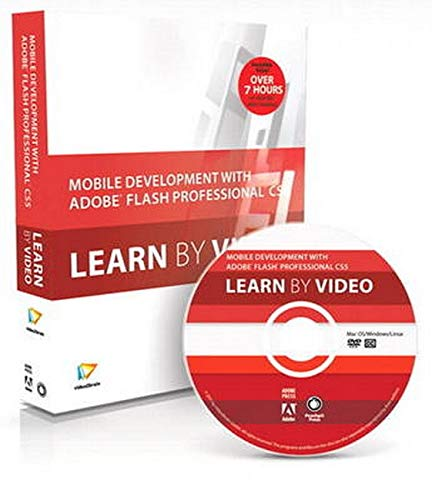 Video2Brain: Mobile Development with Adobe Flash Professional CS5.5 and Flash Builder 4.5: Learn by Video