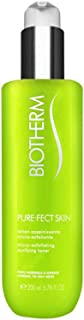 biotherm pure fect skin micro exfoliating purifying toner