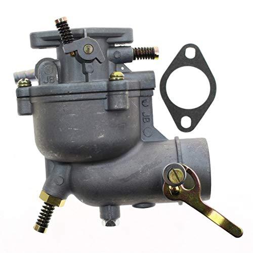 QIUXIANG Carburadores 1Ponga Coche carburador en Forma for Briggs & ampStratton 7HP 8HP 9HP Motores 390323 394228 Troybilt Carb M20 (Color : A)