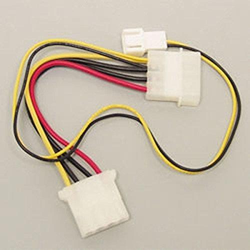 アイネックス ファン用電源ケーブル CA-03PA