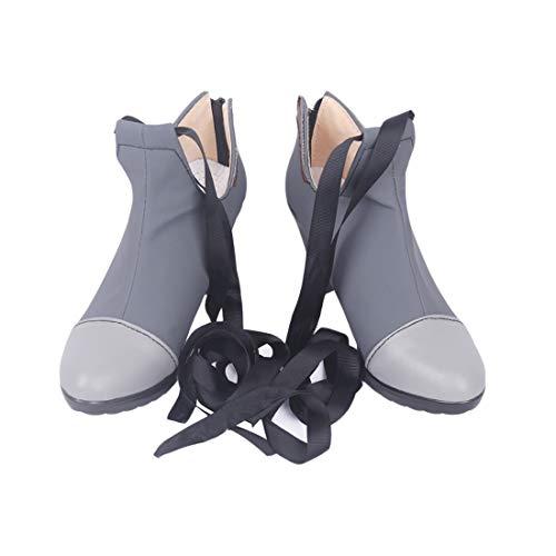 YKJ Anime Cosplay Zapatos De Fiesta De Navidad Zapatos De Vestir Zapatos...