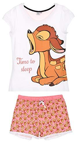 Bambi Mujer Pijama Corto