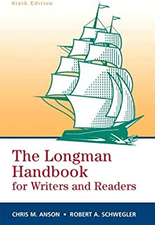 The Longman Handbook for Writers and Readers (6th Edition)