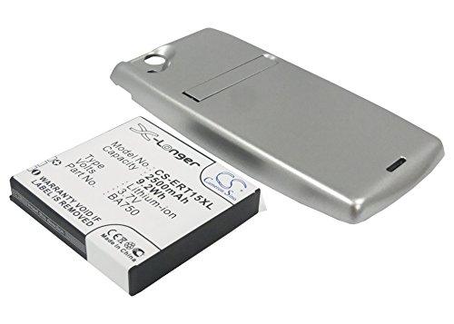 CS-ERT15XL Batería 2500mAh Compatible con [Sony Ericsson] LT15a, LT15i, Xperia ARC sustituye...