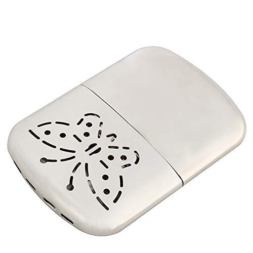 Weikeya Calentador más cálido, luz Inteligente de KASA Smart 120-160 Fahrenheit Hecho de Metal (Plata)