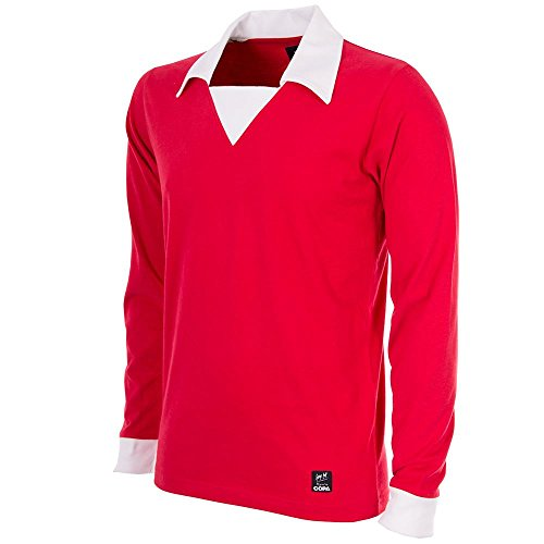 Maillot domicile manches longues Manchester United George Best 1970â€s