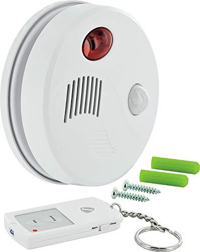 SCHWAIGER -5521- Decken-Alarm Bewegungsmelder innen/Bewegungssensor/Alarmanlage fürs...