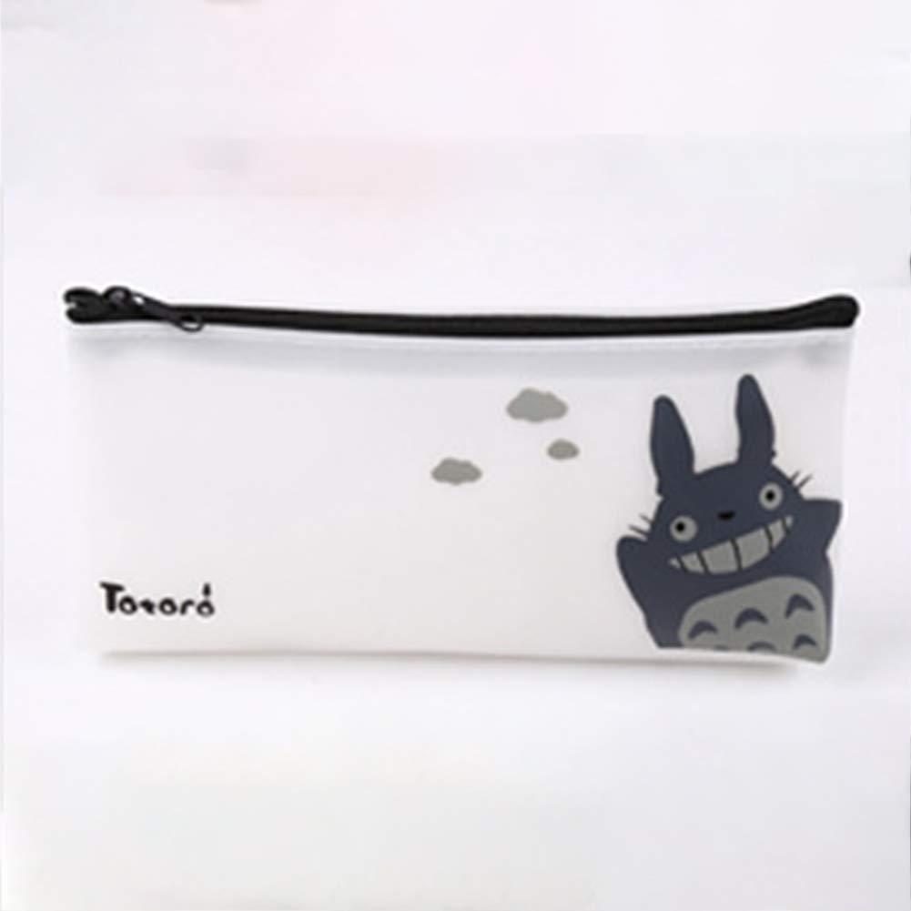 AMA-StarUK36 Totoro - Estuche escolar para estudiantes, color 01: Amazon.es: Oficina y papelería