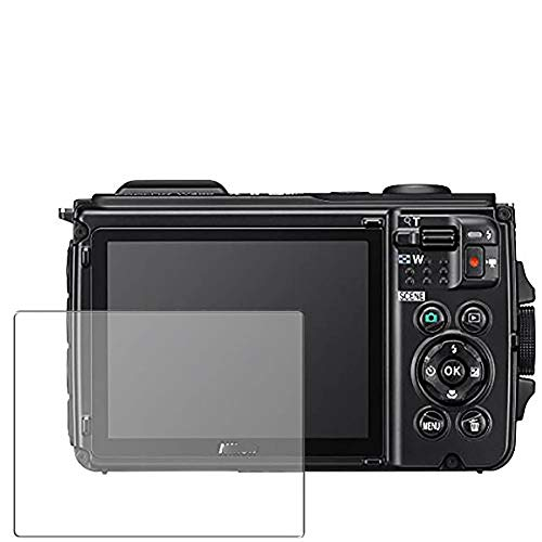 Vaxson TPU Pellicola Privacy, compatibile con NIKON COOLPIX W300, Screen Protector Film Filtro Privacy [ Non Vetro Temperato ]