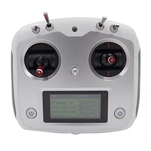 Amagogo FS-i6S Kit Trasmettitore E Ricevitore RC FS-iA6B AFHDS 2A, 10 Canali per