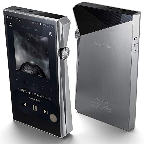 Astell&Kern AK-SP2000-SS A&ultima SP2000 Stainless Steel