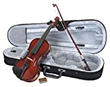 Classic Cantabile Complete Student Violin Set 1/4-Size